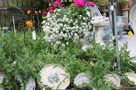 Shabby Chic Garden by Shabby Chic Home Tour Yesterday On Tuesday
