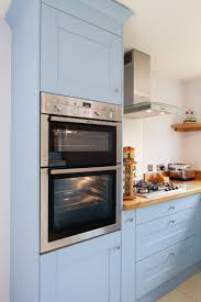 Solid Wood Kitchen Cabinets by 7 Best Lulworth Blue Kitchen Case Study Images On Pinterest Case