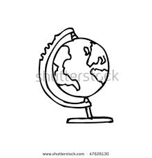globe drawing stock images royalty free images u0026 vectors