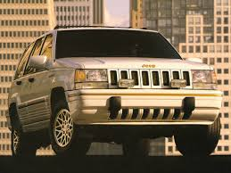 jeep grand style change 1994 jeep grand overview cars com