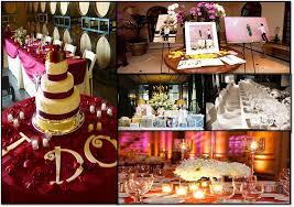 Wedding Table Set Up Table Setup For Wedding Reception