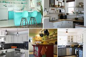 kitchen remodeling ideas on a small budget before and after kitchen remodels on a budget hgtv