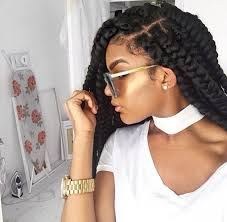 braids hairstlyes for black women with thinning edges 17 gorgeous outfits for early spring 2018 natural locs and