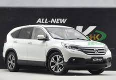 honda crv model 1 18 honda cr v crv white diecast car model livecarmodel com