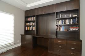 Modern Wall Cabinet by Modern Small Office In White Furnishings Fabulous Home Design