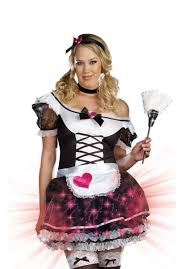 halloween costume maid french maid costume maid mimi amore escapade uk