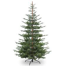 lovely ideas real looking artificial christmas trees classic noble