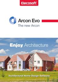 Home Design Cad Software by Arcon Evo Cad Software Brochure