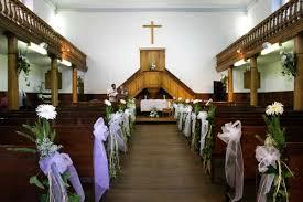 decoration eglise pour mariage l église le mariage projet