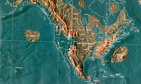 Real World Map by New World Map The Real Signs Of Times