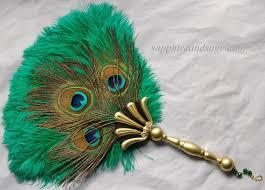feather fan cleopatra renaissance feather fan sapphire renaissance