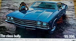 New Muscle Cars - chevelle the truth about cars