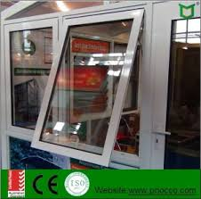Aluminum Awning Windows China Safety Glass Aluminum Awning Window German Hardware Thermal