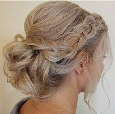 Formal Hairstyle Ideas by Trança Hair U0026make Pinterest