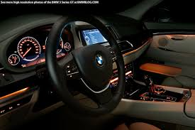 2010 Bmw Gt Bmw 5 Gt Interior Best We Have Seen To Date