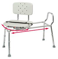 transfer benches careway wellness center