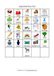 alphabet chart printables for children download free a4 pdf