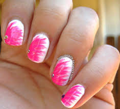nail designs purple and white white black purple glitter finger