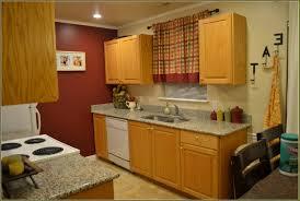 kitchen room honey oak cabinets granite countertops kyprisnews