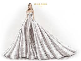 design a wedding dress sofia vergara s wedding dress details