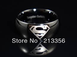 Superman Wedding Ring by Superhero Wedding Rings Latest Wedding Ideas Photos Gallery