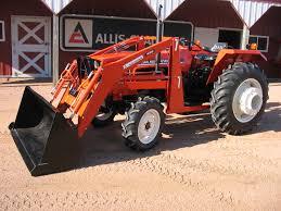 show me your loader tractor allischalmers forum page 1