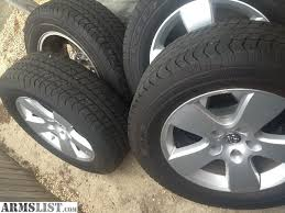 2012 dodge ram rims armslist for sale f t 2012 dodge ram 20 wheels tires and