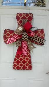 Crosses Home Decor Best 25 Cross Door Hangers Ideas On Pinterest Painted Wooden