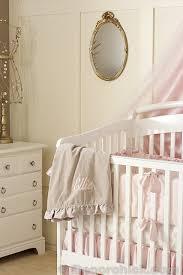 Pink And Grey Nursery Decor Pink Grey And Gold Vintage Nursery Makeover Hometalk