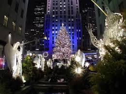 the humbling history of the rockefeller center tree ny