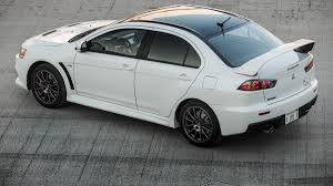 mitsubishi grand lancer the final mitsubishi evo has been sold and it didn u0027t go cheap