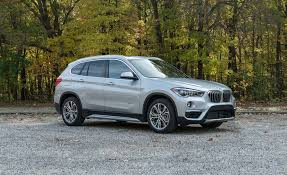 bmw jeep 2017 2017 bmw x1 in depth model review car and driver