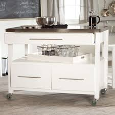 Kitchen Island With Wheels Kitchen Island Kitchen Island On Wheels Intended For