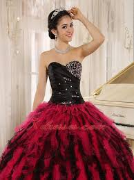 and black quinceanera dresses beaded and ruffled sweetheart for black and quinceanera dress