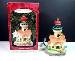 1998 lighthouse greetings hallmark keepsake 2nd ornament magic