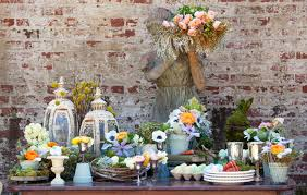 easter decorating ideas for the home easter decor elegance at home memphis mid south magazine
