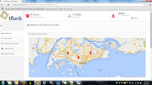 Smu Map Tbank Online