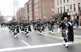 2016 bay ridge st patrick u0027s day parade