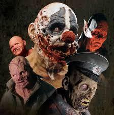 the basement fx silicone masks halloween masks monster masks