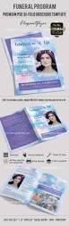 Where To Print Funeral Programs Premium Funeral Program Template U2013 By Elegantflyer
