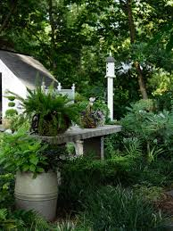 garden wall plants a charming atlanta fairy tale garden hgtv