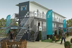 spotlight on portable shipping container hotels gateway