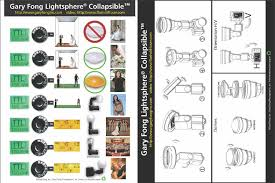 garys guide gary fong u0027s collapsible lightsphere steves digicams