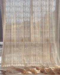 cotton lace curtains gallery of lace curtain fabric uk window