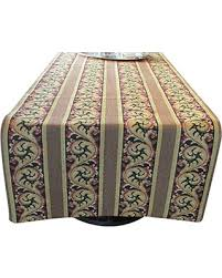 extra wide table runners sale corona decor extra wide italian woven table runner 95 by