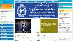 online quote for car insurance india how to fill online application for new india assurance assistant