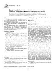 astm e 587 ut pdf waves nondestructive testing