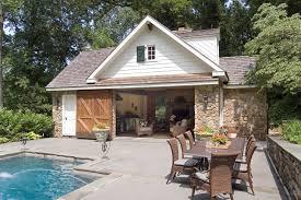 Cedar Barn Door Houses That Look Like Barns Pool Traditional With Barn Beam Barn
