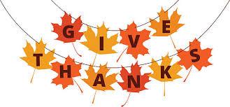 thanksgiving banner clipart clipartxtras