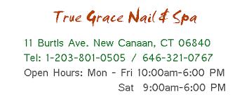 welcome to true grace spa u0026 nail